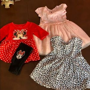 3 toddler outfit bundle!!